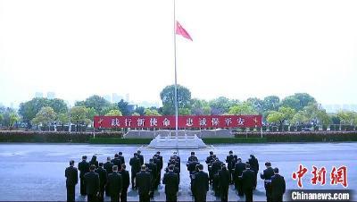 公安部:中国去年共有480名公安民警辅警因公牺牲