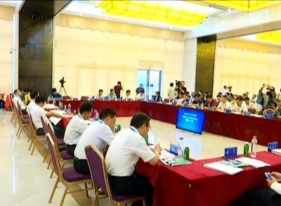 视频   我市代表团参加中国硒产业发展地区领导人圆桌会议