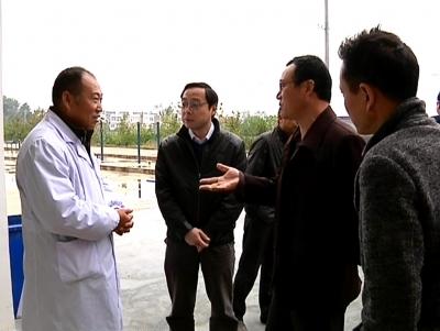 视频 | 湖区五省血吸虫病联防联控督查组检查我市血防工作