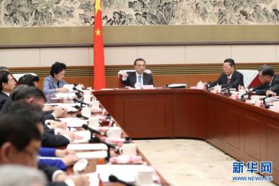 李克强:凝聚共识 共同把政府各项工作谋划好