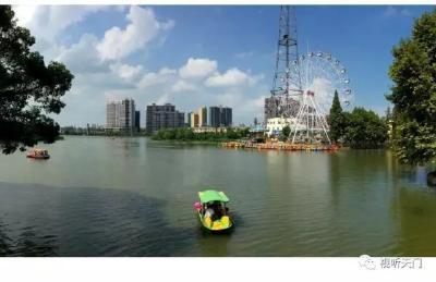 赞!东湖公园面积将扩大近三倍!!改造工程明年五月完成