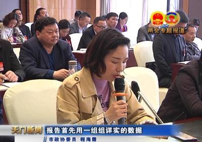 视频丨政协委员分组讨论《政府工作报告》