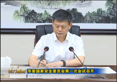视频丨市委国家安全委员会第一次会议召开