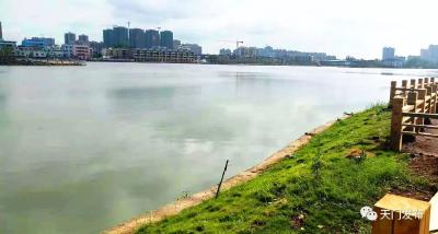 我们美丽的东湖要扩建了,是原来的一倍!