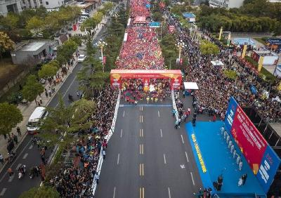 天马剧透!100名企业家参赛!世界马拉松大满贯六星跑者齐聚天门!