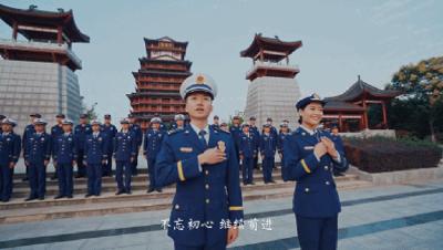 """""""火焰蓝""""一周年︱时光荏苒 初心不忘"""