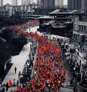 速看!2019天门国际马拉松宣传片震撼首发!