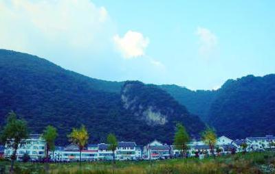 林区领导调研大九湖镇精准扶贫和美丽乡村建设