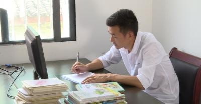 90后年轻教师宋振宝:点亮山区孩子的梦想