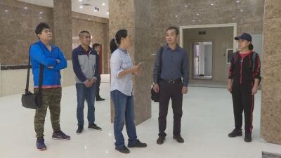 北京市门头沟区总工会来神农架考察