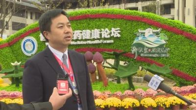 刘启俊:打好旅游+中医药康养产业组合拳 增强百姓体验感和获得感