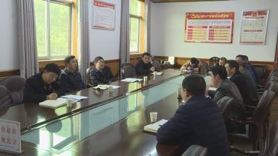 刘启俊赴阳日调研重大项目建设推进及精准脱贫工作