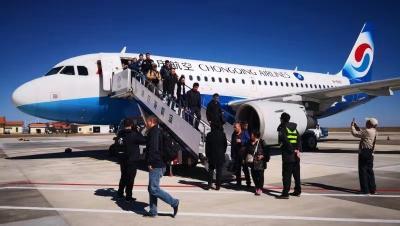 重庆航空重庆—武汉—神农架航线开通