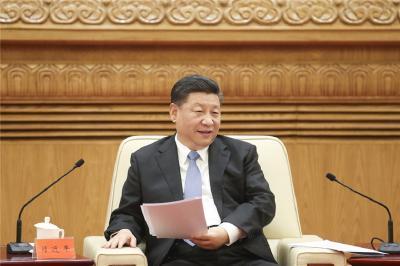 习近平:新时代改革开放中香港澳门仍然有特殊地位和优势