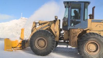 神农架:多部门联合破冰除雪演练 助力冬季旅游