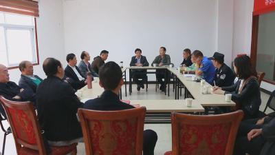木鱼镇召开环境治理大会