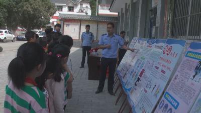 新华镇:樟树坪社区开展禁毒宣传志愿者服务活动