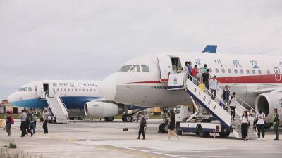 神农架机场上半年旅客吞吐量破2万人次