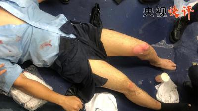 【央视快评】依法严惩恐怖暴行 坚决恢复香港秩序