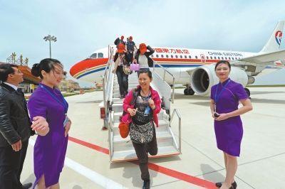 7月至今9000余人乘飞机进入神农架避暑