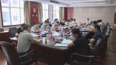 刘启俊主持召开政府常务会 研究分析林区半年经济形势等事项