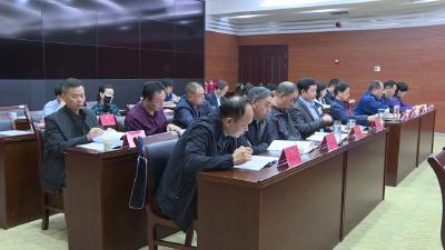林区召开庆祝人民政协成立70周年 暨林区政协成立35周年座谈会