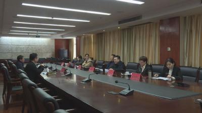 林区第十二届人大常委会第二十一次会议召开