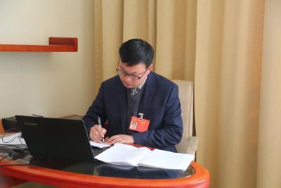 湖北省人大代表张利宏:通过生态保护促进乡村旅游发展
