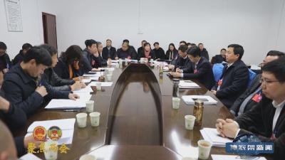林区十二届人大四次会议收到代表建议64件