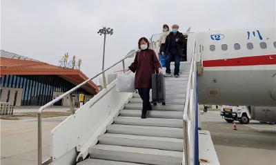 76天等待 神农架机场正式复航