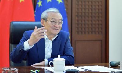 中国驻欧盟使团团长张明大使接受《南华早报》专访 就香港维护国家安全立法发声