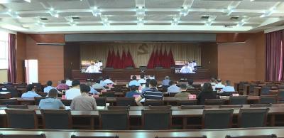 刘启俊:抓项目扩投资蓄势聚力推动林区高质量发展