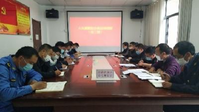 大九湖镇开展综合执法业务培训