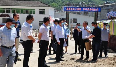 刘启俊:紧扣时间节点 倒排建设工期 全力加快医院重大项目建设进程