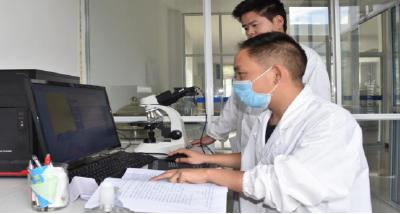 林区公共检验检测中心抽调专业技术人员入驻企业助力复工复产