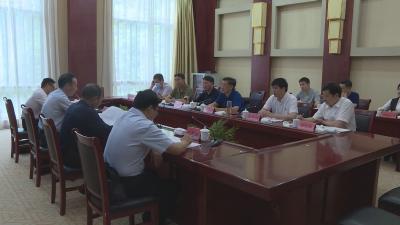 京山市与神农架林区签订域协作扶贫框架