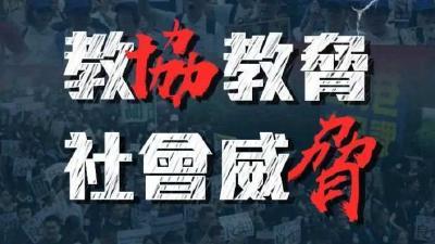 """干扰爱国守法教育,香港""""教协""""想做什么?"""