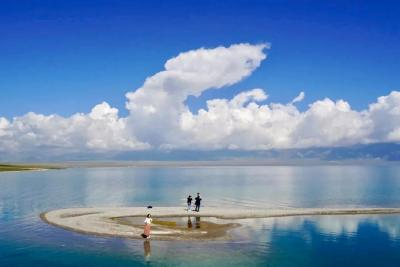 赛里木湖,一眼万年