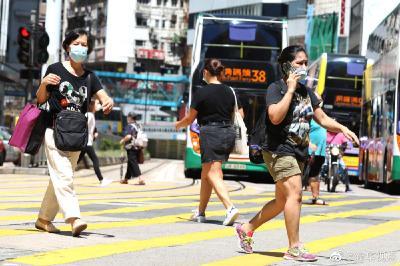 香港特区政府继续延长限制社交距离措施