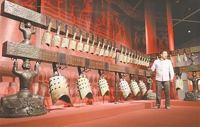 随州出土的157件国宝级青铜器亮相宁波博物馆
