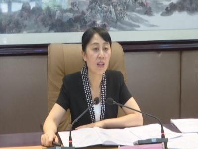 陈安丽主持召开县市区党(工)委书记 专题工作会强调:保安全保稳定是第一要务