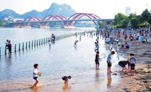 广西5岁男童溺水被救生员救起:爸爸正低头玩手机