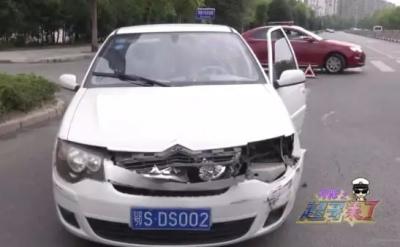 【超哥来了】第21期——Duang!交通事故还可以这样解决。。。