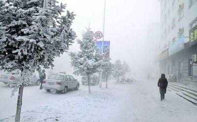 不是中到大雪就是大到暴雪,鄂北将迎来-12℃极端低温