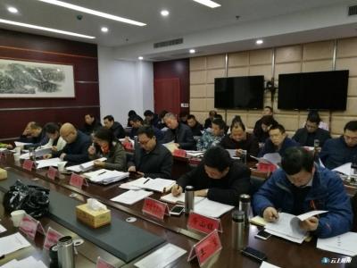 随县启动周一住勤项目会商办公机制