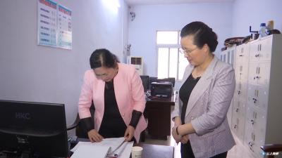 郭永红察看防汛工作提出  加强值班巡查  保障群众安全