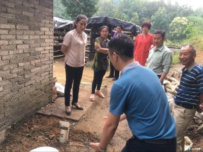 大洪山加速推进全域垃圾治理和厕所革命工作