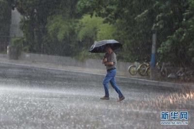 """""""温比亚""""带来强降雨和大风 台风""""苏力""""将于今日夜间进入东海"""