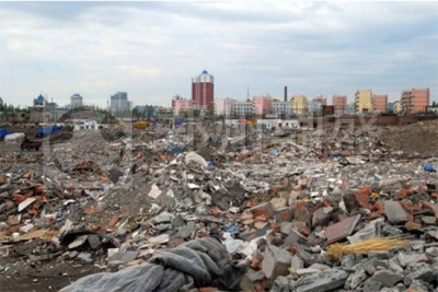 全省将实现建筑垃圾资源化利用全覆盖 17个市州相关设施明年全部建成