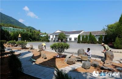 湖北竹山:修缮施洋烈士纪念馆 打造红色文化新名片